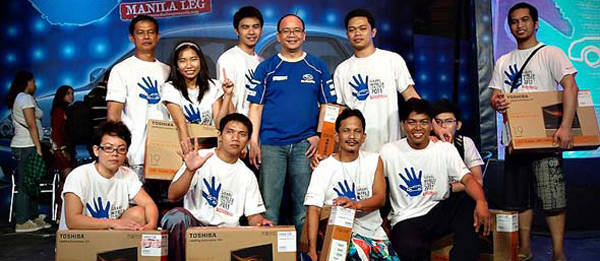 TopGear.com.ph Philippine Car News - Admin Assistant wins Manila leg of Subaru Impreza Challenge