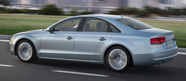 TopGear.com.ph Philippine Car News - Audi to produce A8 hybrid