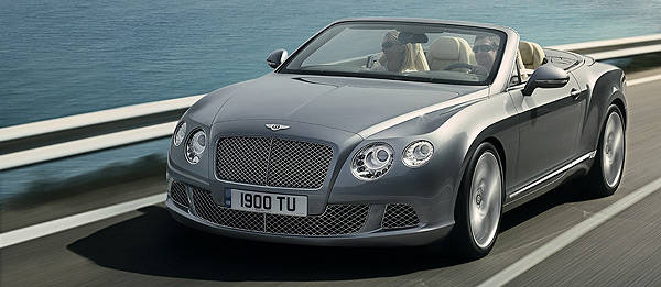 TopGear.com.ph Philippine Car News - Frankfurt preview: All-new Bentley Continental GTC
