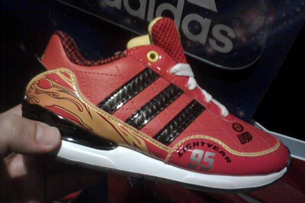Cars 2 shoes by Adidas