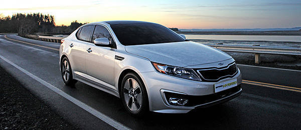 TopGear.com.ph Philippine Car News - Kia to attempt Guinness fuel economy record with Optima Hybrid