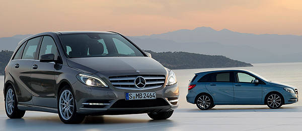 TopGear.com.ph Philippine Car News - Frankfurt preview: All-new Mercedes-Benz B-Class