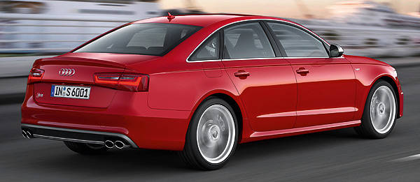 TopGear.com.ph Philippine Car News - Frankfurt preview: Audi S6, S7 Sportback and S8 models