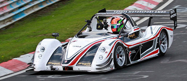 TopGear.com.ph Philippine Car News - Toyota sets Nurburgring lap record for electric vehicle