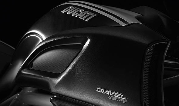 TopGear.com.ph Philippine Car News - Frankfurt preview: Ducati Diavel AMG Special Edition