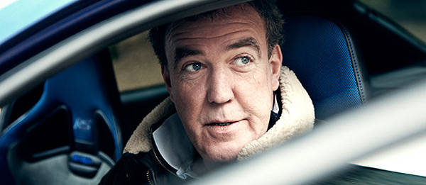 TopGear.com.ph Philippine Car News - Jeremy Clarkson lends voice to TomTom satnav