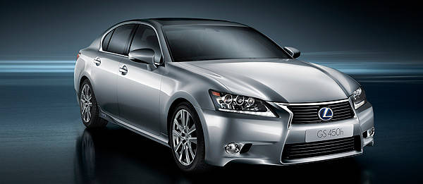 TopGear.com.ph Philippine Car News - Frankfurt 2011: Lexus debuts GS 450h