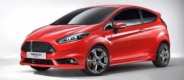 TopGear.com.ph Philippine Car News - Frankfurt 2011: Ford reveals Fiesta ST Concept
