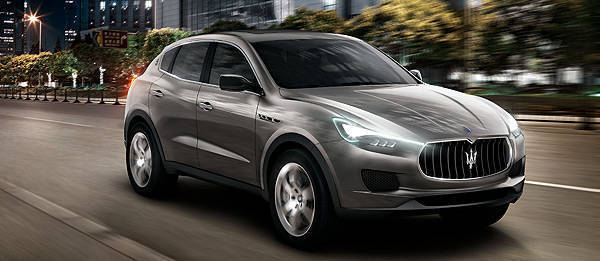 TopGear.com.ph Philippine Car News - Frankfurt 2011: Maserati reveals Kubang sport luxury SUV