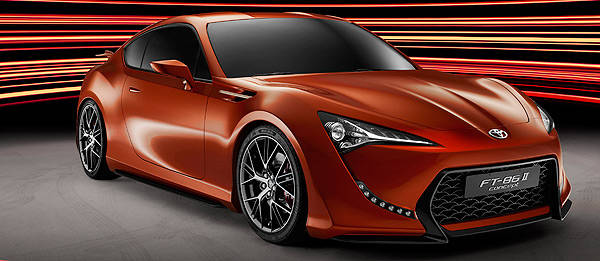 TopGear.com.ph Philippine Car News - Frankfurt 2011: Toyota FT-86II moves closer to production