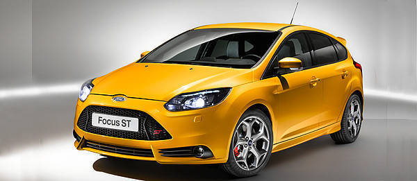 TopGear.com.ph Philippine Car News - Are we getting the Ford Focus ST and the EcoSport?