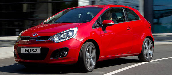 TopGear.com.ph Philippine Car News - Frankfurt 2011: Kia premieres new three-door Rio