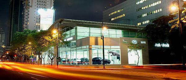 TopGear.com.ph Philippine Car News - Jaguar, Land Rover, Range Rover Philippines opens new showroom