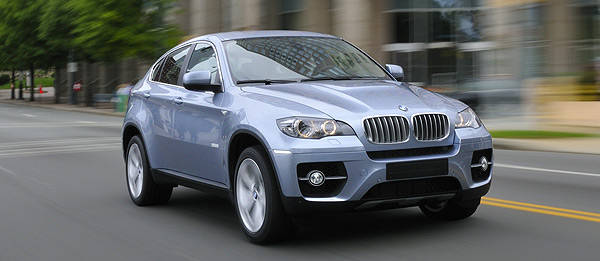 TopGear.com.ph Philippine Car News - BMW kills X6 Active Hybrid – report