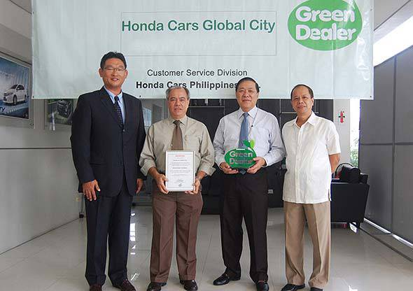 Honda Cars Global City