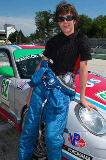 TopGear.com.ph Philippine Car News - 15-year-old tops racing series in Porsche 911 GT3 Cup