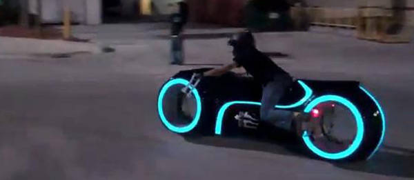 TopGear.com.ph Philippine Car News - Bespoke motorcycle company creates real-life Tron light cycle
