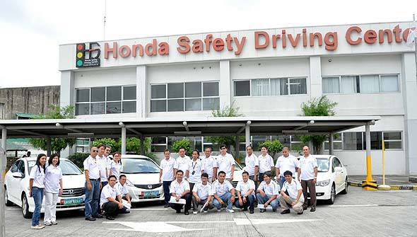 Honda clean fleet management training