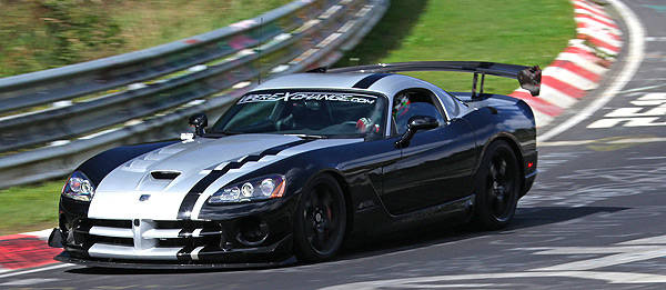 TopGear.com.ph Philippine Car News - Dodge Viper ACR reclaims Nurburgring record from Lexus LFA
