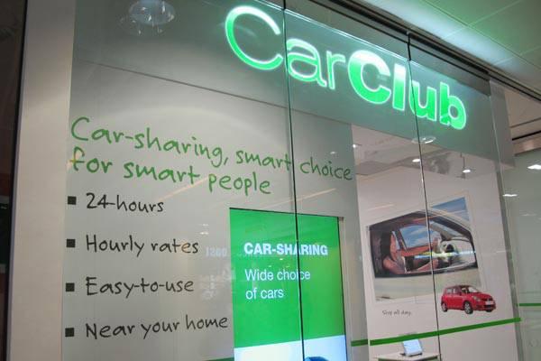 Car Club Singapore