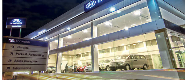 TopGear.com.ph Philippine Car News - Hyundai North EDSA officially opens its doors