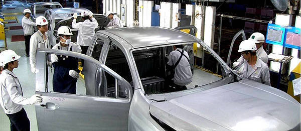 TopGear.com.ph Philippine Car News - Production of Chevrolet Colorado pick-up in Thailand nears