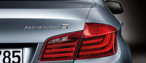 TopGear.com.ph Philippine Car News - BMW premieres 5-Series-based ActiveHybrid 5