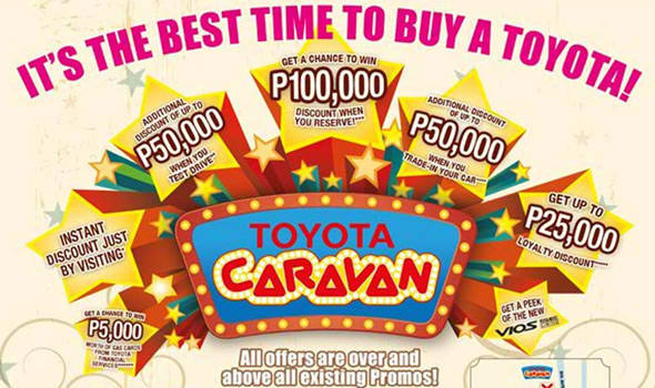 TopGear.com.ph Philippine Car News - Toyota Caravan opens its doors to the public tomorrow