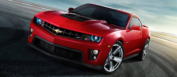 TopGear.com.ph Philippine Car News - High-performance Chevrolet Camaro ZL1 takes on Nurburging