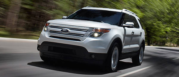 TopGear.com.ph Philippine Car News - Ford Philippines launch all-new Explorer