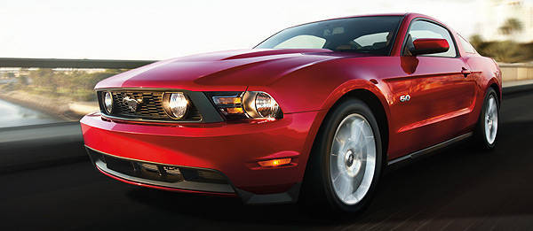 TopGear.com.ph Philippine Car News - The Ford Mustang is coming