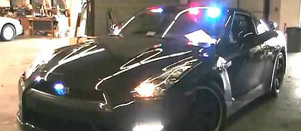 TopGear.com.ph Philippine Car News - Are you ready for the Nissan GT-R stealth police car?