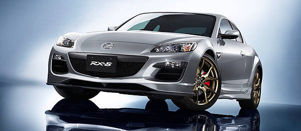 TopGear.com.ph Philippine Car News - Mazda marks RX-8's demise with special edition model