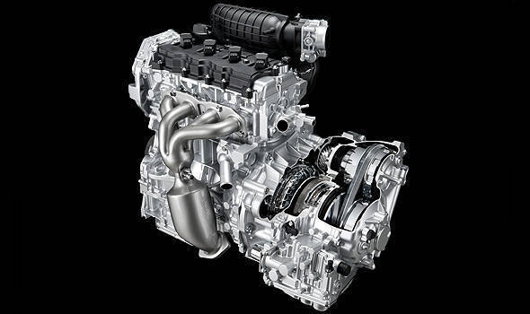 TopGear.com.ph Philippine Car News - Nissan unveils new-generation CVT, hybrid system