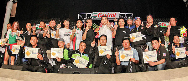 TopGear.com.ph Philippine Car News - Castrol Philippines launches latest line of motorcycle oils