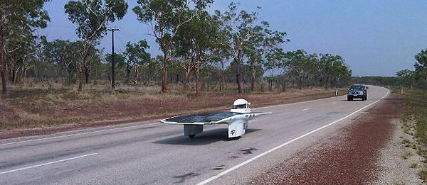 TopGear.com.ph Philippine Car News - World Solar Challenge kicks off 2011 race