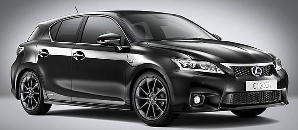 TopGear.com.ph Philippine Car News - Lexus puts on sale CT 200h F-Sport