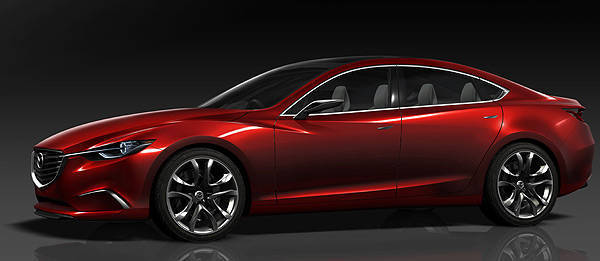 TopGear.com.ph Philippine Car News - Is this the next-generation Mazda 6