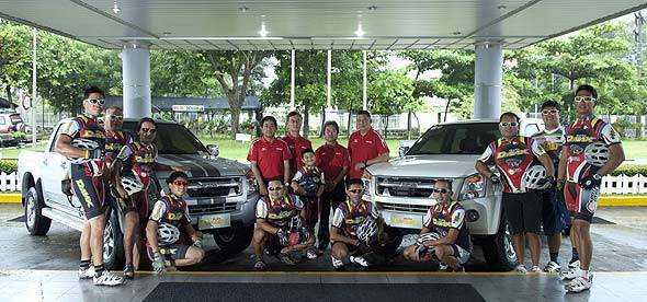 Isuzu D-Max Racing Team