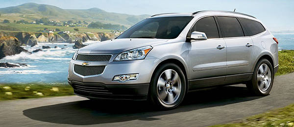 TopGear.com.ph Philippine Car News - Chevrolet Traverse hits Philippine showrooms