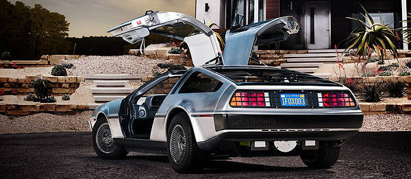 TopGear.com.ph Philippine Car News - DeLorean goes back to the future with electric power