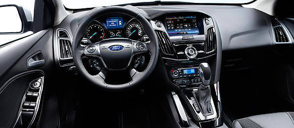 TopGear.com.ph Philippine Car News - All-new Ford Focus designed to accommodate world's larger, taller population