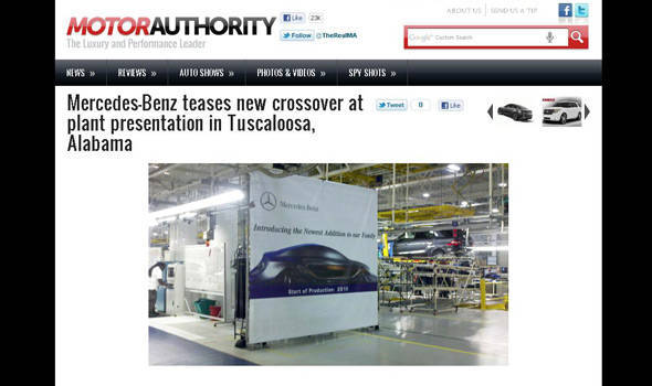 TopGear.com.ph Philippine Car News - Is Mercedes-Benz building something to rival the X6?