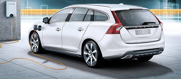 TopGear.com.ph Philippine Car News - Volvo to launch V60 Plug-In Hybrid in 2012
