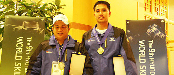TopGear.com.ph Philippine Car News - Local Hyundai technicians shine at Hyundai Motor World Skills Olympics