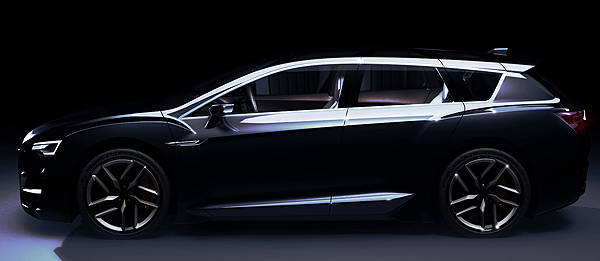 TopGear.com.ph Philippine Car News - Could this be the next-generation Subaru Legacy wagon?