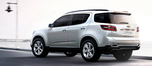 TopGear.com.ph Philippine Car News - All-new Chevrolet Trailblazer breaks cover at Dubai Motor Show