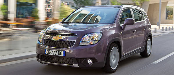 TopGear.com.ph Philippine Car News - Chevrolet Orlando lands in the Philippines