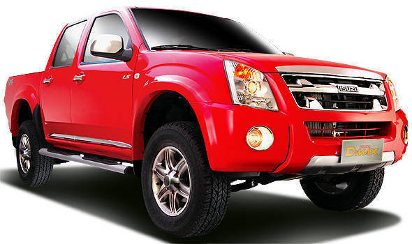 TopGear.com.ph Philippine Car News - Isuzu Philippines introduces revised 2012 Crosswind, D-Max