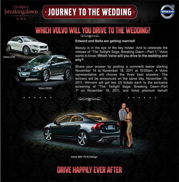 Volvo promo